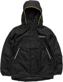 Vivid Bs Jacket Outerwear Jackets & Coats Light / Functional Jackets Sort DIDRIKSONS