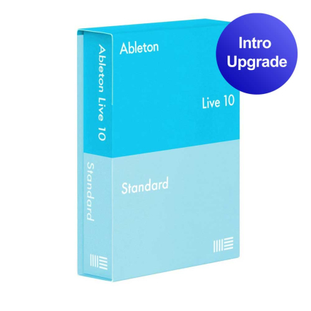 Ableton Live 10 Standard upgrade from Live Intro programvare