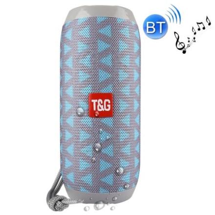 Bærbar høytaler bluetooth - Blå