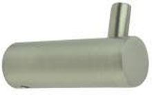 Frost Nova Håndkle-krok m/tap 60 mm, Rustfritt stål