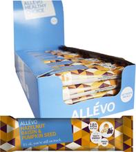 Hel Låda Snack Bar Hazelnut 24-pack - 67% rabatt