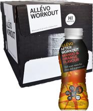 Hel Låda Proteindryck Mango & Apelsin 12 x 300 ml - 86% rabatt