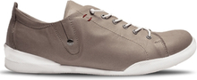 Charlotte Sneaker Lace Taupe
