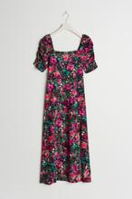 Lo puff sleeve dress
