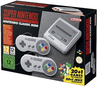 Spelkonsol Nintendo Classic Mini SNES