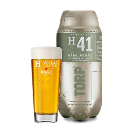 Torp H41 Wild Lager