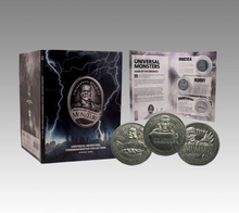 Universal Monsters Limited Edition Münzalbum