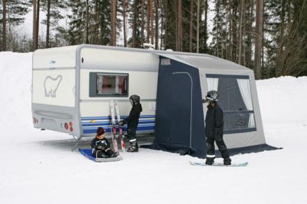 Svenska Tält Vinterförtält Lapplandia