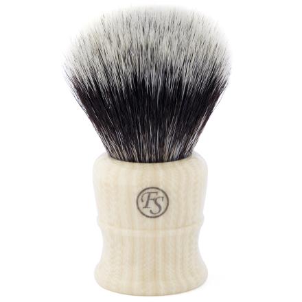 Rillet Syntetisk XL Barberkost
