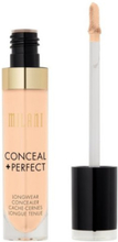 Milani Conceal + Perfect Longwear Concealer Medium Beige