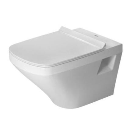 Duravit DuraStyle vegghengt toalett m/wondergliss, hvit