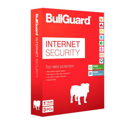BullGuard Internet Security - 1 PC / 1 år