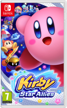 Kirby Star Allies - Switch - Action