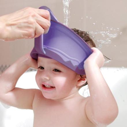 Beskyttelse til barn i dusj