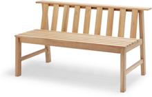 Skagerak Plank Benk 144 Teak