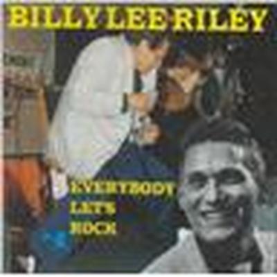 CD Billy Lee Riley - Everybody Let's Rock
