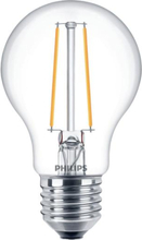 Philips Filament Standard LED 5,5W/827 (40W) E27 dimbar - Klar