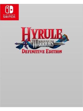 Hyrule Warriors: Definitive Edition - Switch - Seikkailu - ensimmäisen persoonan seikkailupeli