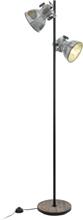 Barnstaple golvlampa (Silver)