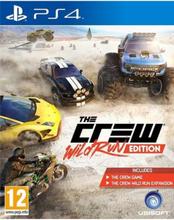 The Crew: Wild Run Edition - Sony PlayStation 4 - 12 - Kilpa-ajo