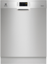 Electrolux ESF5557LOX Opvaskemaskine - Rustfrit Stål