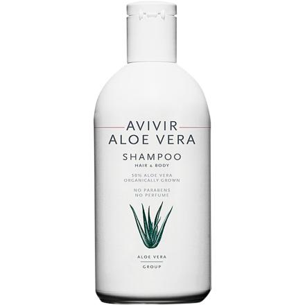 Aloe Vera Shampoo Avivir Shampoo