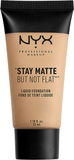 Stay Matte Liquid Foundation, 35g NYX Professional