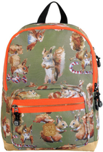 Backpack squirrel green