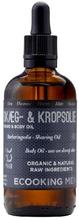 Ecooking Beard & Body Shaving Oil 100 ml