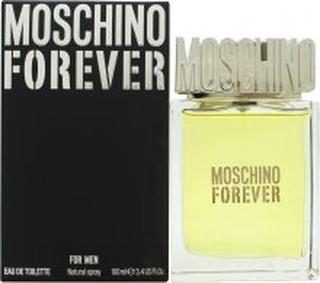 Moschino Moschino Forever Eau de Toilette 100ml Sprej