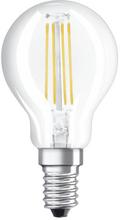 Osram Retro LED Klot 4W/827 (40W) E14 - Klar