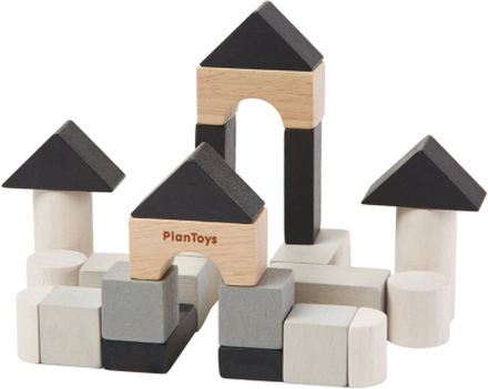 Mini-byggklossar (Plan Toys)