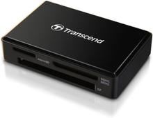 Multiläsare F8 USB 3.1 Svart