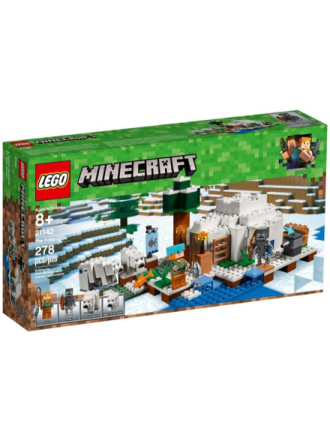 Minecraft The Polar Igloo - 21142 - Proshop