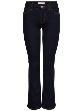 ONLY Jdy Elia Rw Flared Jeans Women Blue
