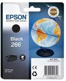 Bläckpatron Epson T266 svart 5.8ml