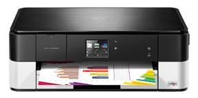 Brother DCP J4120DW Inkjet 3-in-1 Duplex, wireless printer