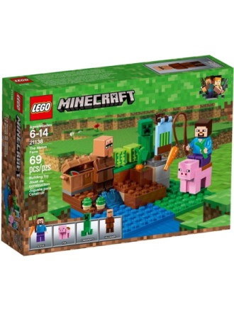 Minecraft The Melon Farm - 21138 - Proshop