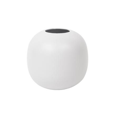 Mille Moi Nordic Vase Hvit Rund Ø 20 cm