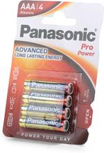 Panasonic Alkaline AAA Batterier