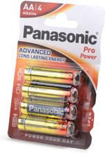 Panasonic Alkaline AA Batterier