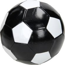 Klassisk Fodbold i sort og hvid - Ø 20 cm