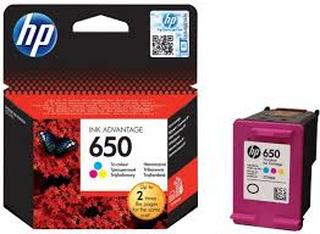 Bläckpatron HP 650 3-färg 5ml (CZ102AE)