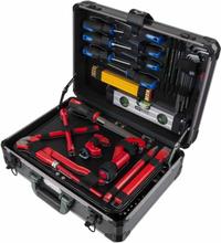 """KS Tools Verktygssats 95 delar 1/4"""" + 1/2"""" 911.0695"""