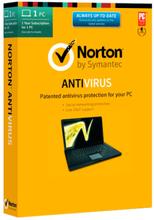 Norton Antivirus - 1 PC / 1 år