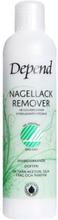 Depend Nail Polish Remover - Miljömärkt 250ml Remover