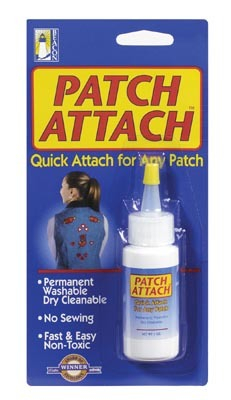 Patch Attach Merke Feste