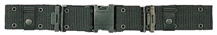 Pistol Belte, Quick Release - Sort