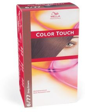 Wella Color Touch 6/77 Intense Chocolate Brown