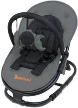 Baninni Babygunga Coolio grå och svart BNBO009-GYBK